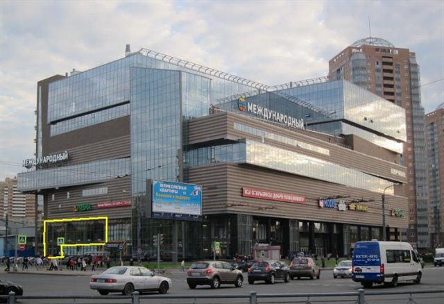Торговое помещение 390 кв.м., Фрунзенский район