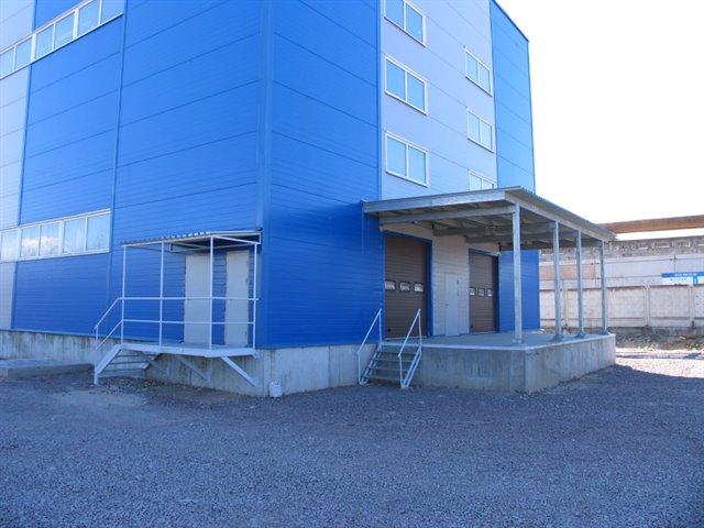 Складское помещение 917 кв.м., Красносельский район