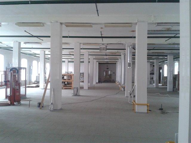Складское помещение 1696 кв.м., Центральный район