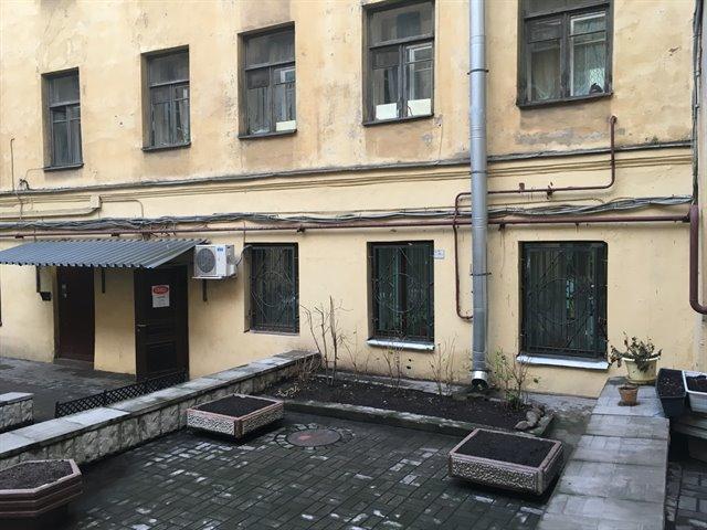 Офисное помещение 41 кв.м., Центральный район
