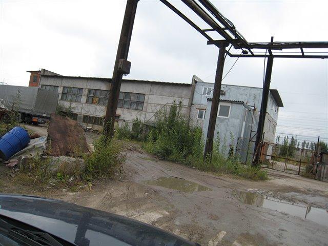 Складское помещение 1490 кв.м., Колпинский район