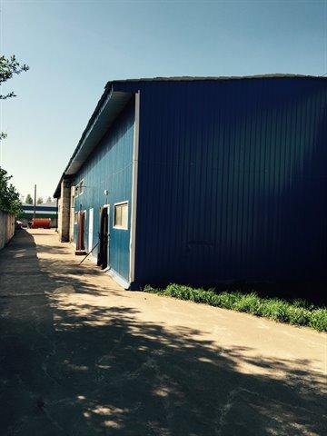 Складское помещение 1517 кв.м., Всеволожский район ЛО