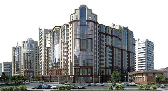 Офисное помещение 417 кв.м., Калининский район
