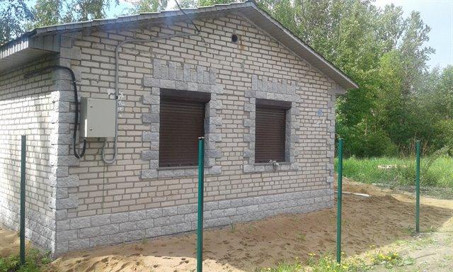 Автосервис 63 кв.м., Колпинский район