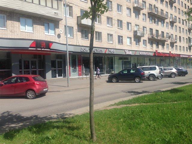 Торговое помещение 217 кв.м., Кировский район