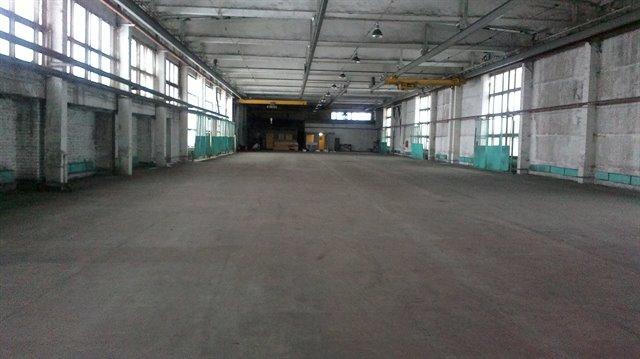 Производственное помещение 2520 кв.м., Невский район