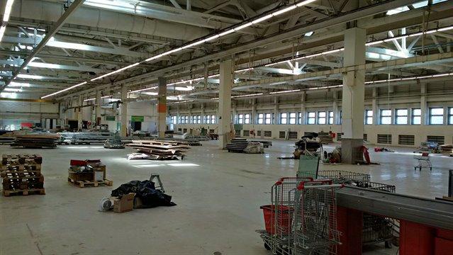 Торговое помещение 6540 кв.м., Фрунзенский район