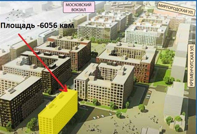 Офисное помещение 6249 кв.м., Центральный район