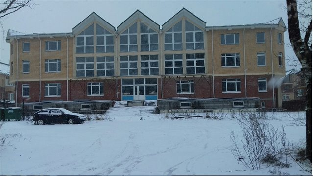 Гостиница 3100 кв.м., Приморский район