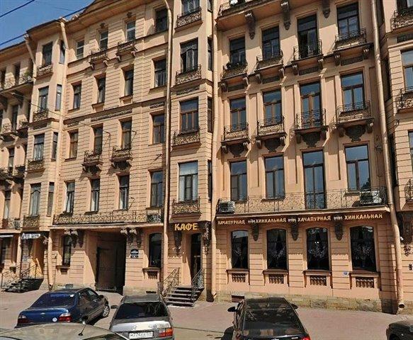 Торговое помещение 140 кв.м., Петроградский район