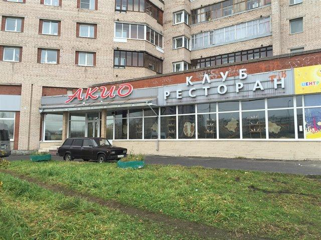 Торговое помещение 540 кв.м., Невский район