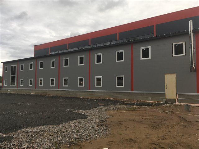 Производственное помещение 1500 кв.м., Колпинский район